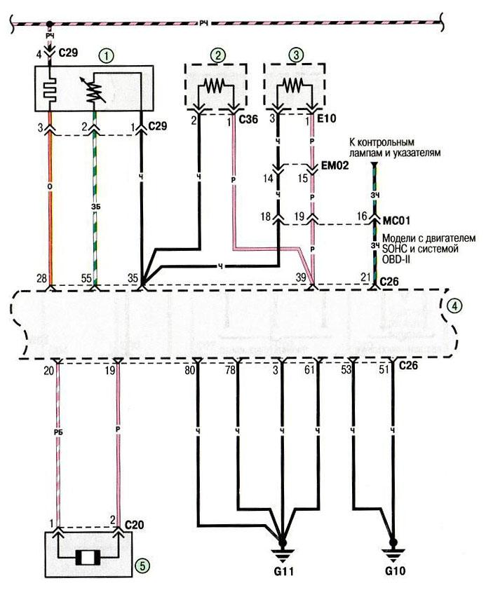 Схема 10. Соединения системы