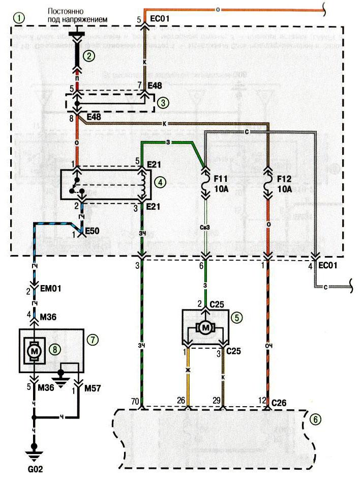 Схема 19. Соединения системы