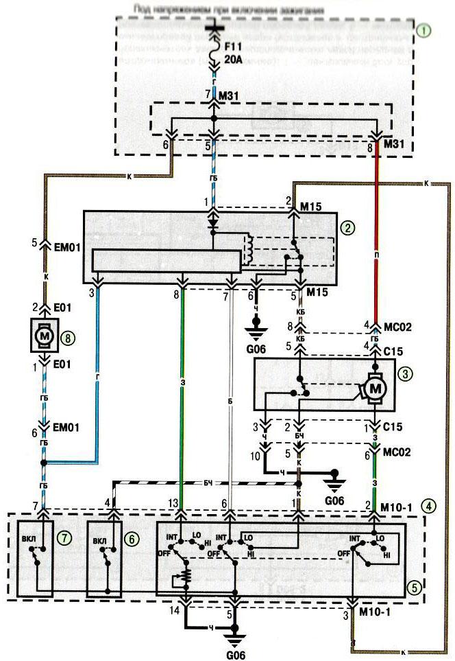 Схема 21.