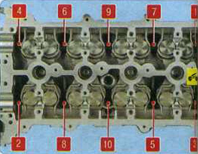 Фото №17 - порядок затяжки головки ВАЗ 2110