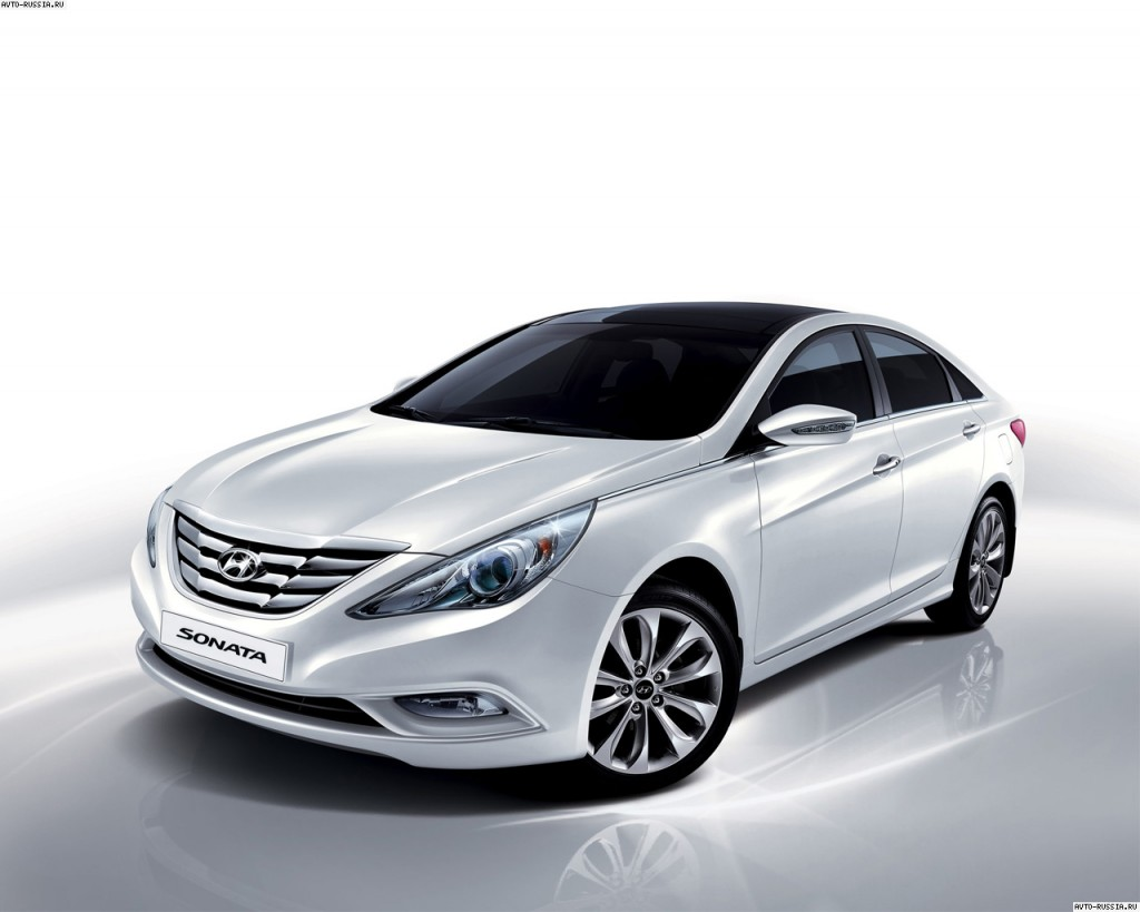 Hyundai Sonata вновь покоряет сердца