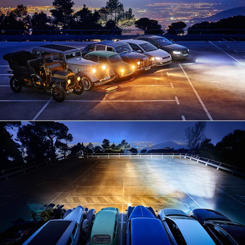 Какие лампочки лучше всего ставить в фары авто?