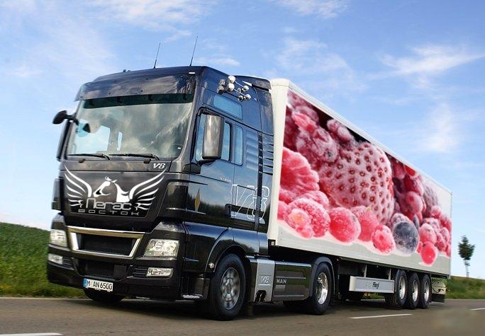 Международная логистика: перевозки продуктов питания в срок