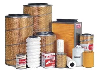 Фильтр топливный тонкой очистки для спецтехники