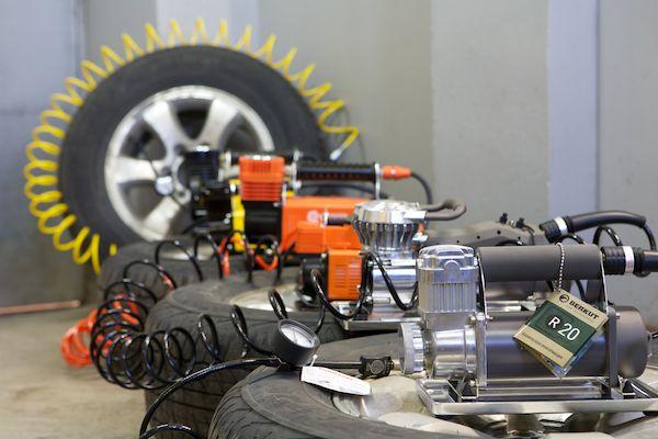 Автомобильные компрессоры